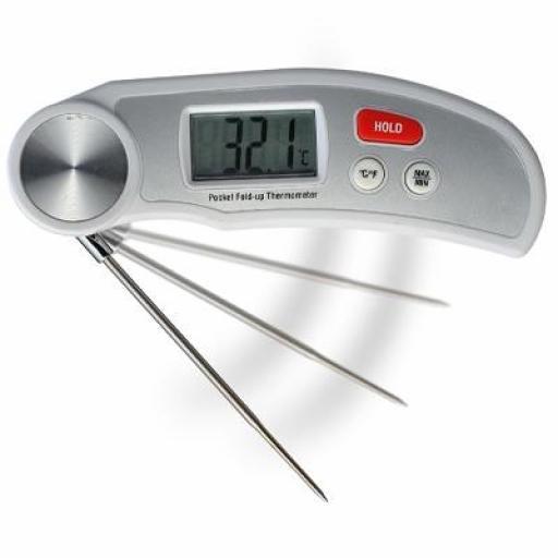 Waterproof Folding Thermometer