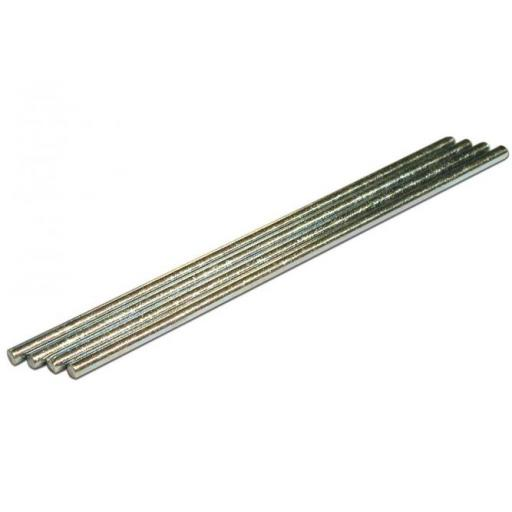 ALUMINIUM Rod 3.2 x 300mm PK50
