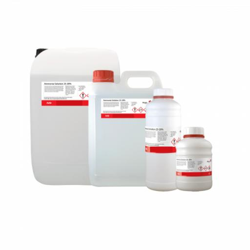AMMONIA SOLUTION 33% 1lt
