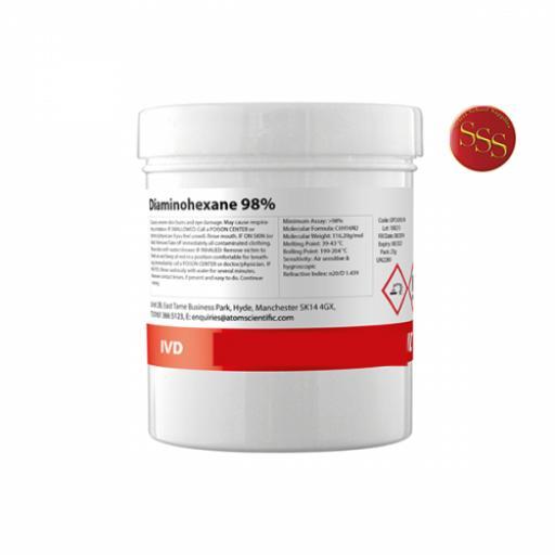 1,6 DIAMINOHEXANE 25g