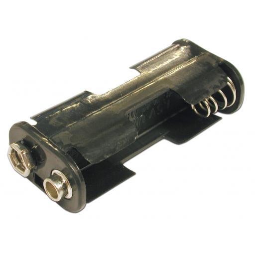 2 X AA Battery Box