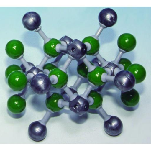 MOLYMOD CALCIUM FLUROIDE MODEL