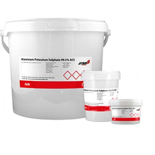 Aluminium Potassium Sulphate 500g