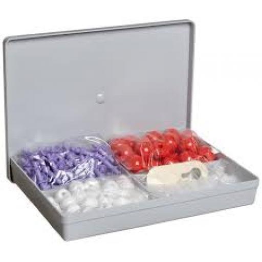 MOLYMOD SPARE PLASTIC BOX 4 COMPARTMENTS