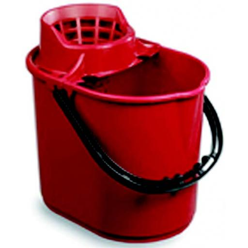 Mop Bucket Red