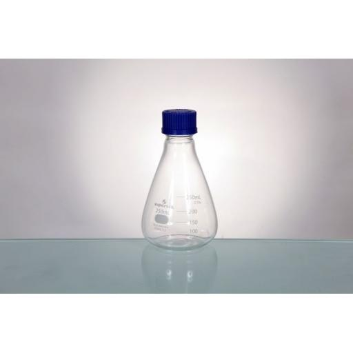 CONICAL FLASK WITH SCREW CAP 1000ML