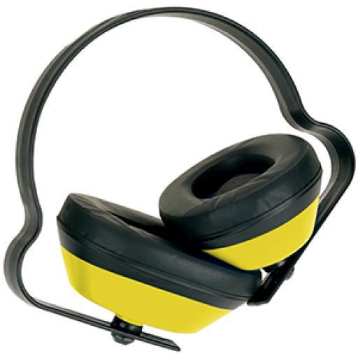 Ear Defender Yellow