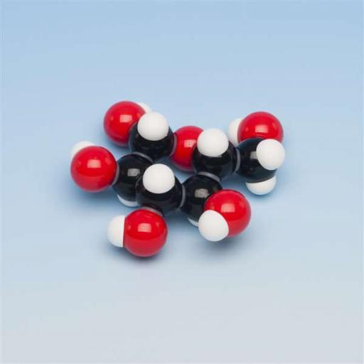 Molymod Glucose Model