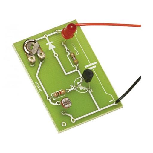 Light Sensor With Led Output (10 Pack)