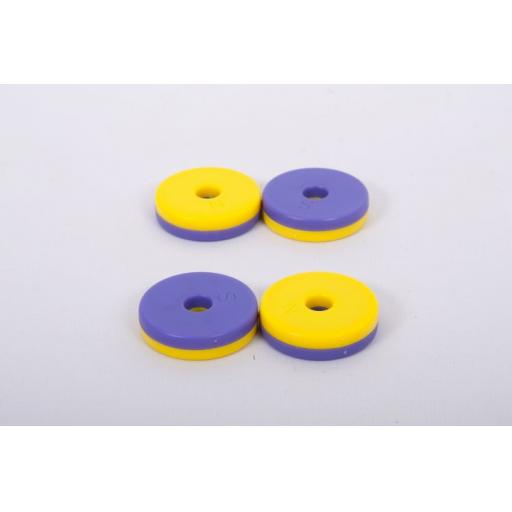 Ring Magnets - Pk4