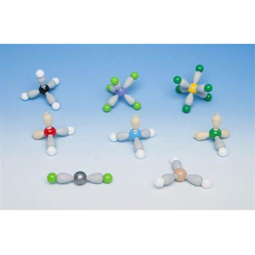 Molymod Shapes Of Molecules