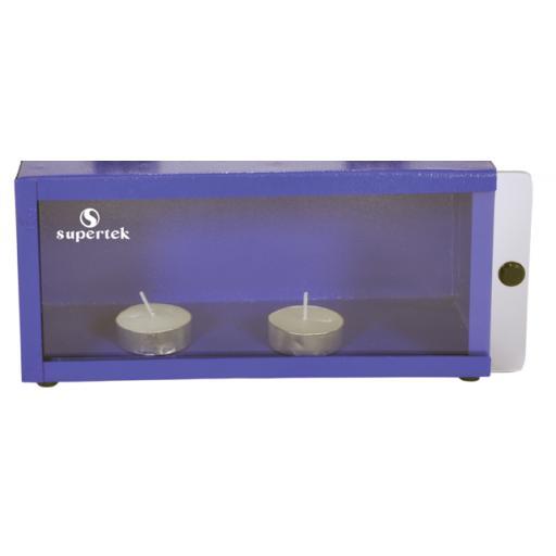 Spare door for ventilation apparatus
