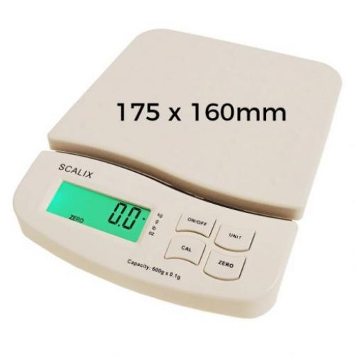 Precision Weighing Balance 600g x 0.1g