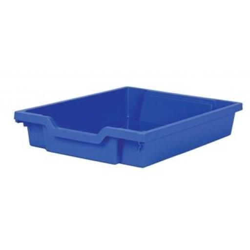 GRATNELLS SHALLOW TRAY BLUE