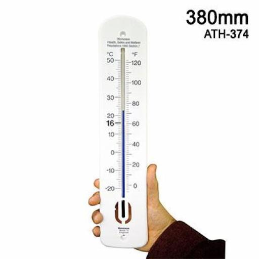 380mm Workplace Thermometer