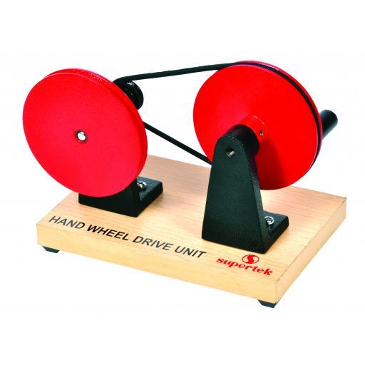 Malvern handwheel drive unit
