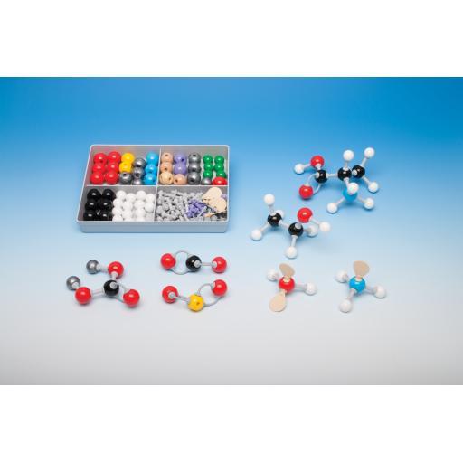 MOLYMOD Inorganic/Organic (Student) Set