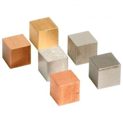 DENSITY CUBE ALUMINIUM 20MM
