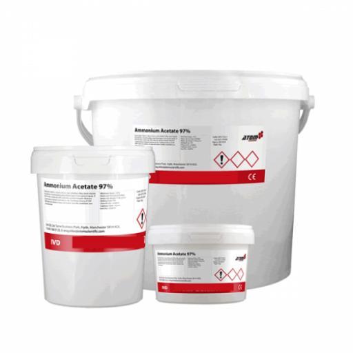 Ammonium Acetate 500g
