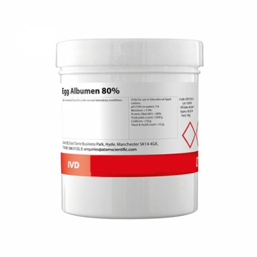 Albumen Egg Powder 100g