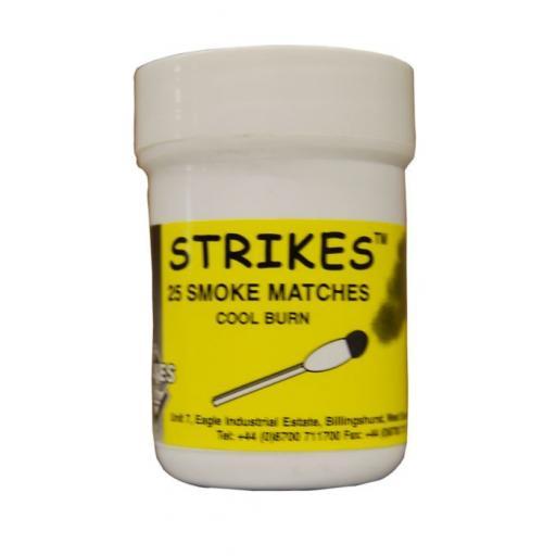 SMOKE MATCHES PK25