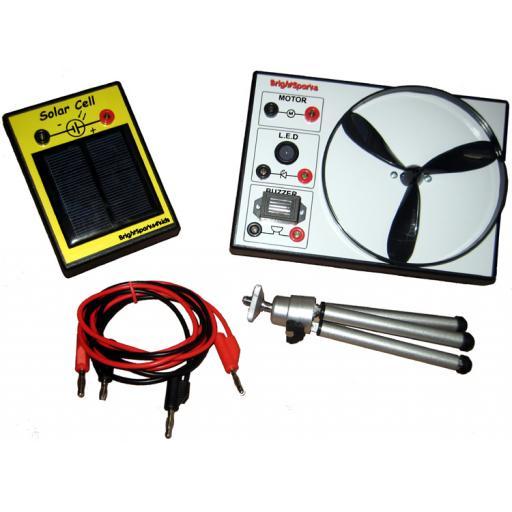 BrightSparks Solar Investigations Kit