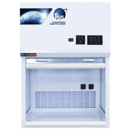Fume Cupboard, Ductless, Polypropylene 900mm BENCHTOP