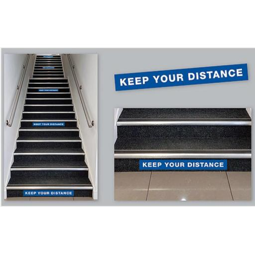 STAIRCASE SIGNAGE