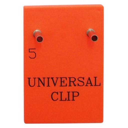 Universal clip MAGNETIC