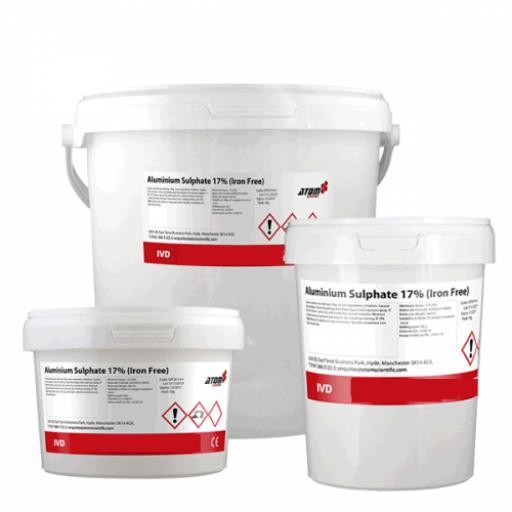 Aluminium Sulphate 16-water 500g