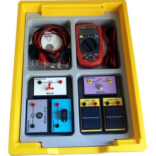 BrightSparks Eco Solar Kit