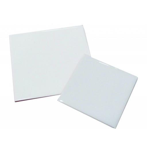 White Tiles 150x150mm pk10