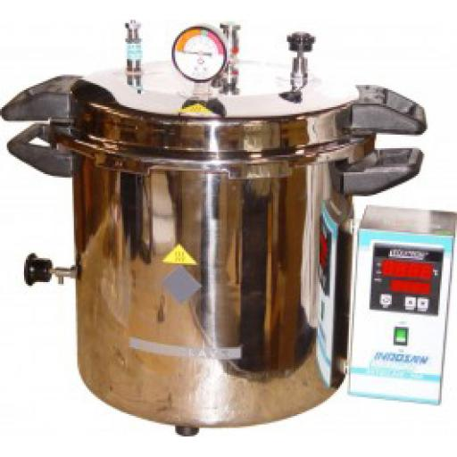 Autoclave (Automatic Digital) 16Lt