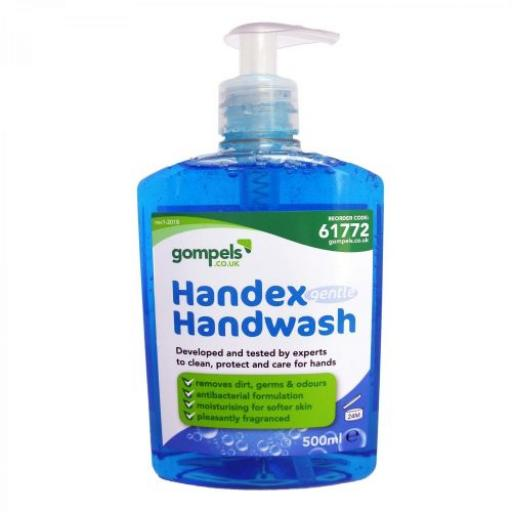 500ml Antibacterial Handwash