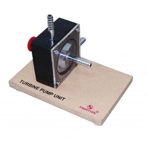 Turbine / Pump Unit