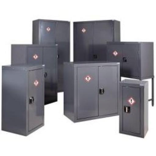 COSHH Cabinet 1524x915x457