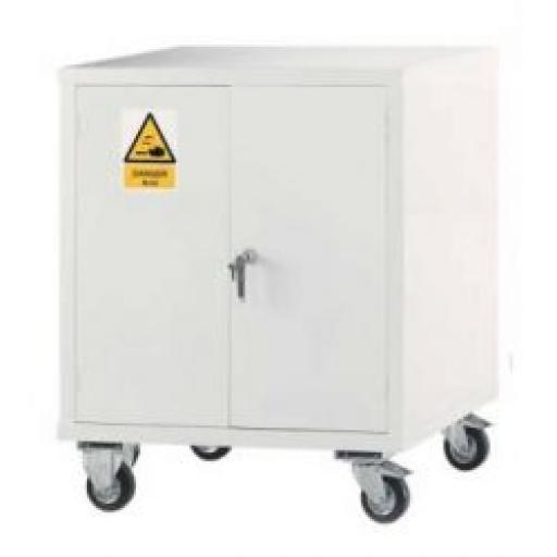 Mobile Acid cabinet 915x915x457