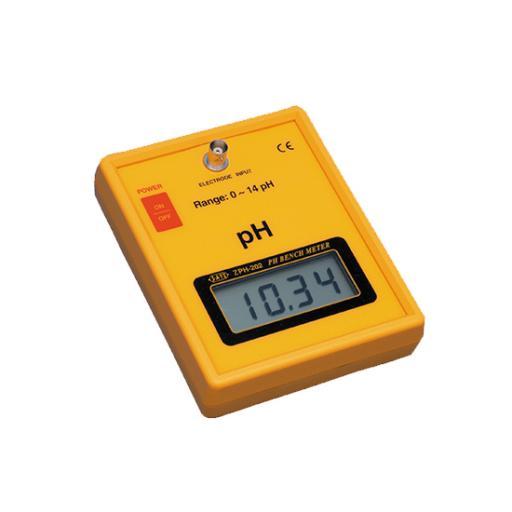 pH Bench meter