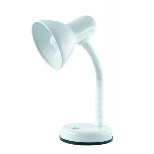 Desk lamp white