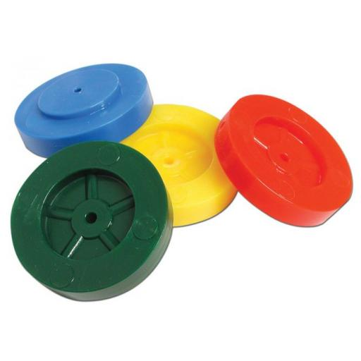 39mm Polythene Wheels
