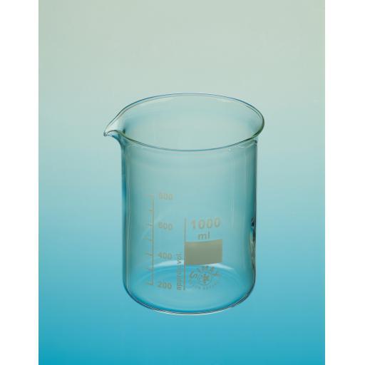 Simax low form beaker 150ml