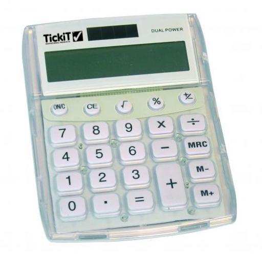 Desktop Calculator (125x100mm)