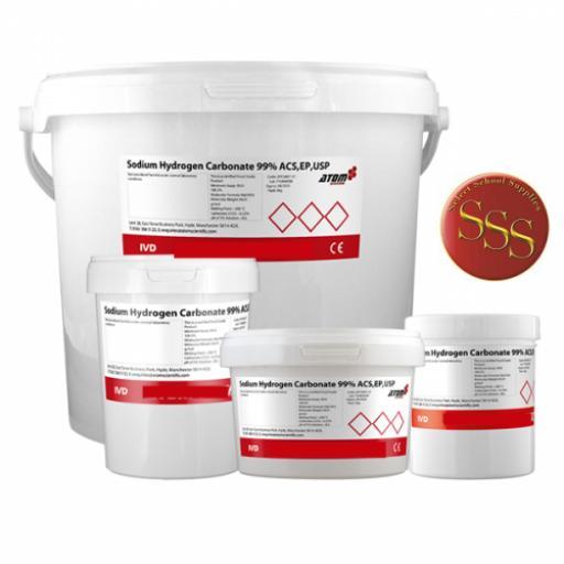 SODIUM HYDROGEN CARBONATE LR 3kg