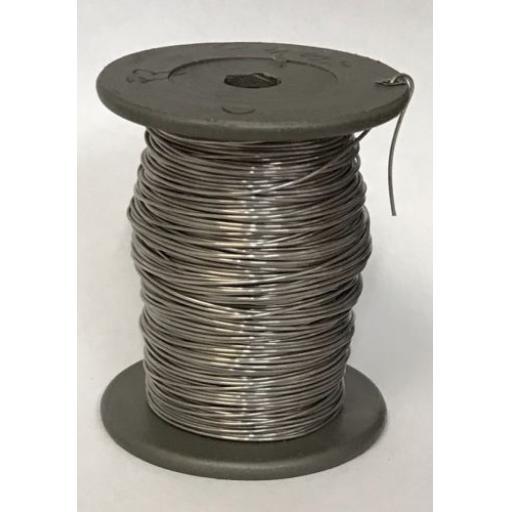 Eureka/Constantan Wire, Bare, 0.28, 125gm