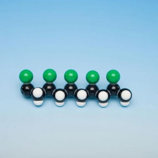 Polystyrene (3 monomer units)