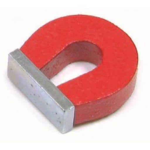 Alnico Horseshoe Magnet 25mm