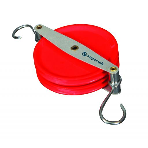 Single Pulley 50mm dia.