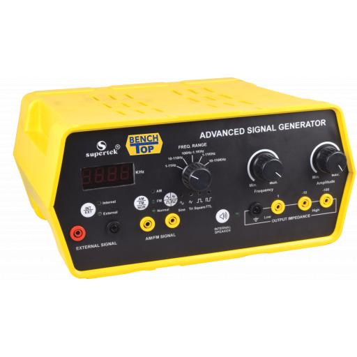 Advanced Power Signal Generator
