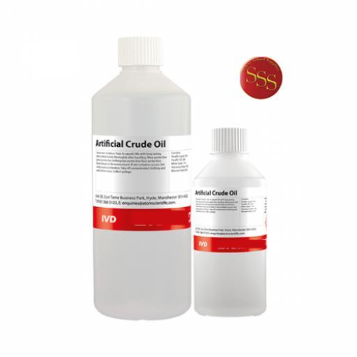 CRUDE OIL (SUBSTITUTE) 500ml