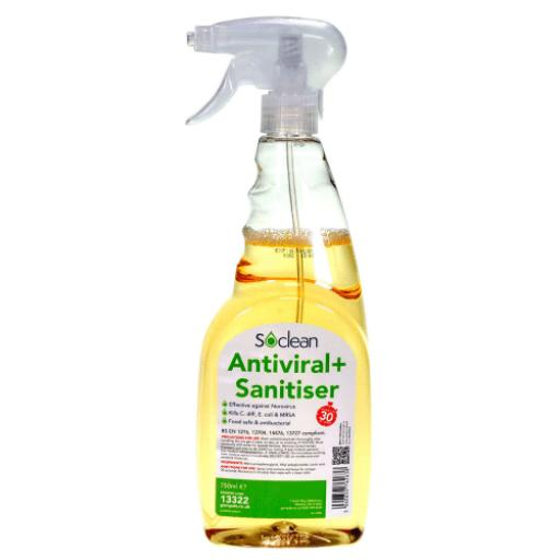 Anti Viral Sanitiser 750ml